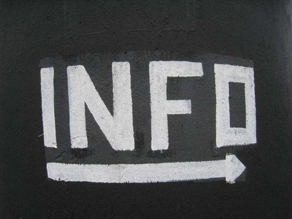 Séances d'information: orientations audiovisuelles