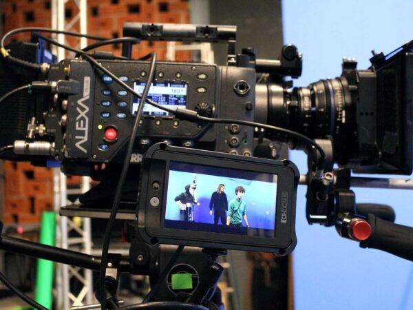 Spectrum: tournage et effets spéciaux sur blue key