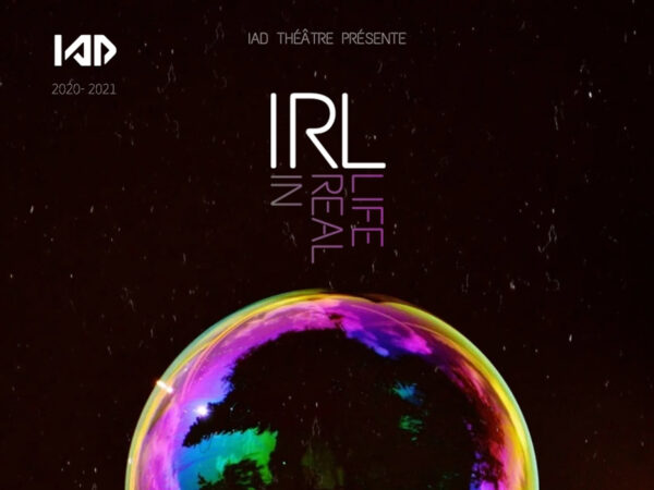 IRL [In Real Life] - Le Teaser