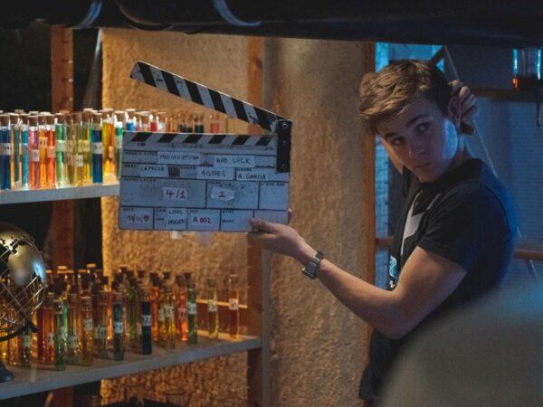 """Making of de """"BadLuck"""": un projet de fin d'études en 3D et effets spéciaux"""